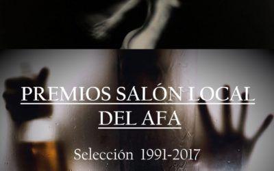 Exposición Premios salones locales al MAF