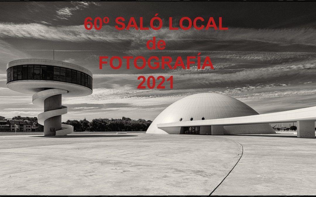 60º Saló Local de Fotografía – 2021