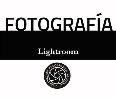 Curs Lightroom. Dies 2 i 3 d'Abril