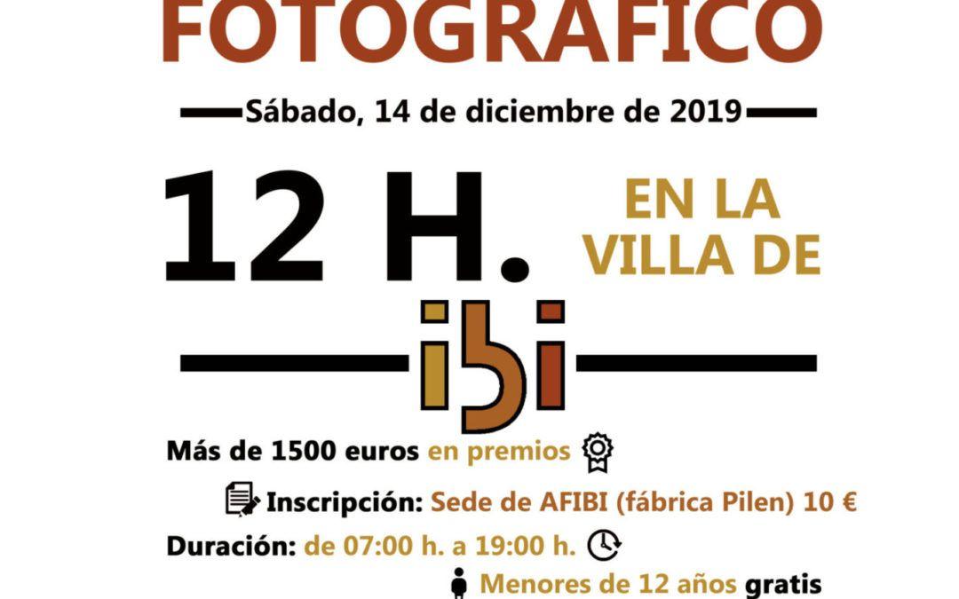 """10ª Edición Concurso Fotográfico """"12 Horas en la Villa de IBI"""""""