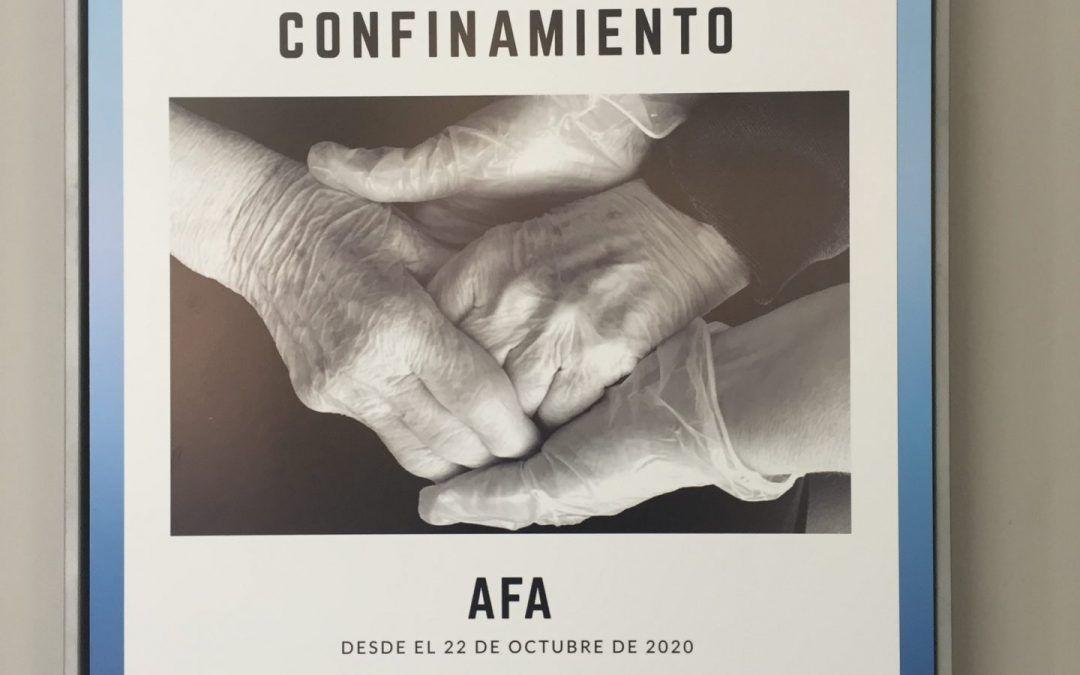 Exposición fotográfica #quedatenAFA – en el MAF