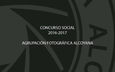 Llibret Concurs Social 2016/2017