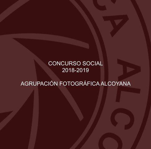 Catálogo Concurso Social AFA 2018-2019