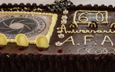 Dinar celebració 60 aniversari AFA