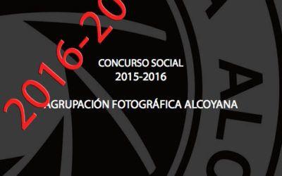 CONCURS SOCIAL 2016-2017