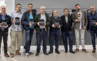 Inauguració expossició i entrega de premis