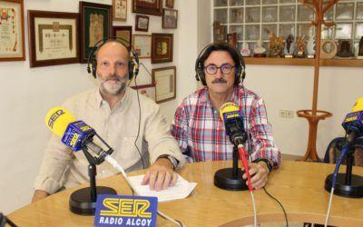 Emisión en Radio Alcoy – SER entrevista AFA