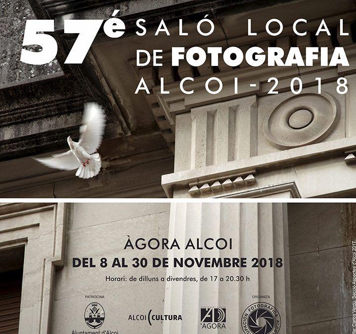Inauguració Exposició  Saló Local, 8 Novembre
