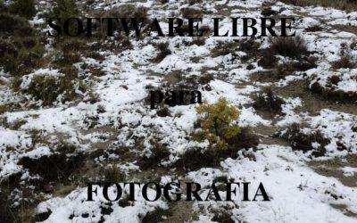 Software libre dirigido a la fotografía
